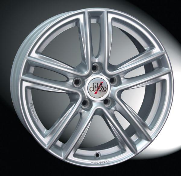Leichtmetallfelge Team-Line Premium-Silber 6,5x16