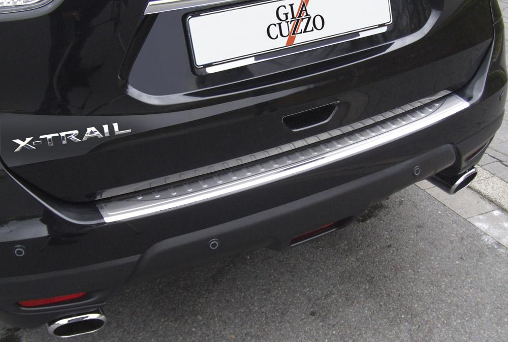 Ladekantenschutz Nissan X-Trail T32 Edelstahl