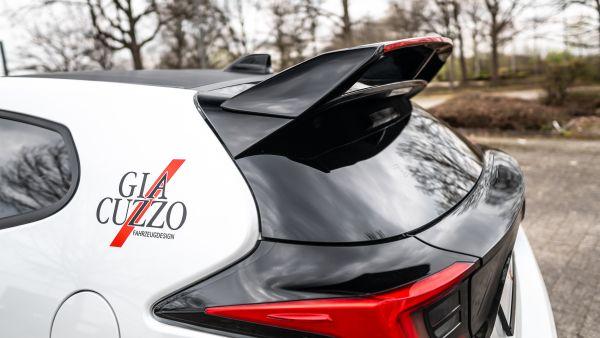 Roof spoiler for Toyota GR Yaris