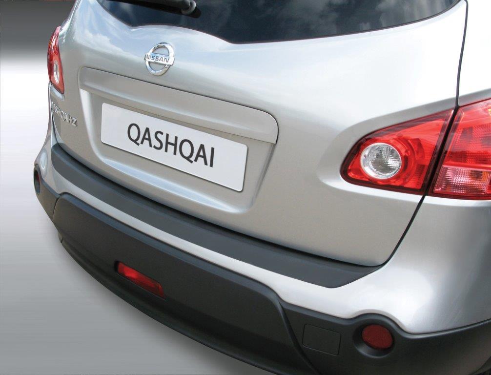 Ladekantenschutz Nissan Qashqai +2 ABS Schwarz