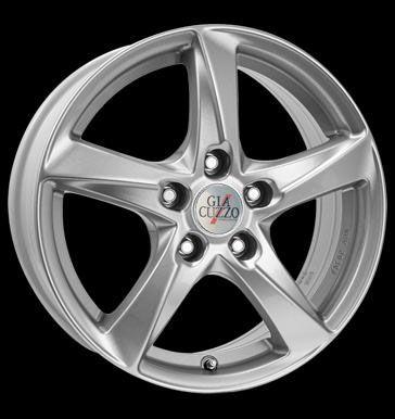 Leichtmetallfelge Aero-Line Premium-Silber 7,5x18