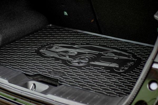 Kofferraumschutzmatte Nissan Juke F16