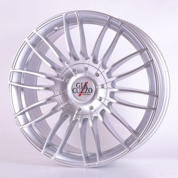 Sommerkomplettradsatz Duo-Line 3000 Premium-Silber 17 Zoll
