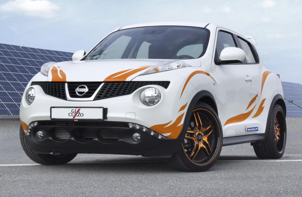 Gewindefahrwerk Nissan Juke