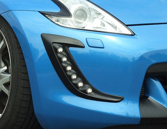 LED Tagfahrleuchtenset Nissan 370Z