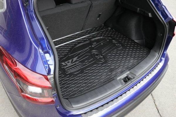 Kofferraumschutzmatte Nissan Qashqai J11