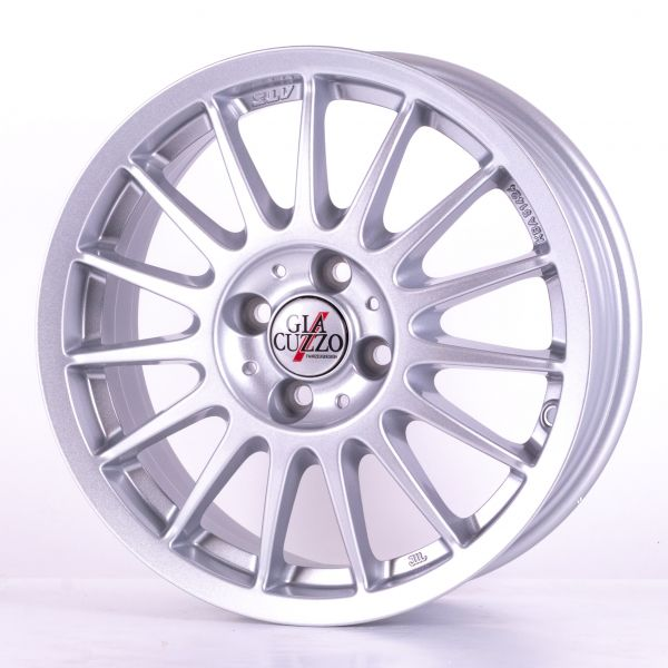 Allwetter Komplettradsatz Nissan Note E12 Streetrallye-Line Premium-Silber