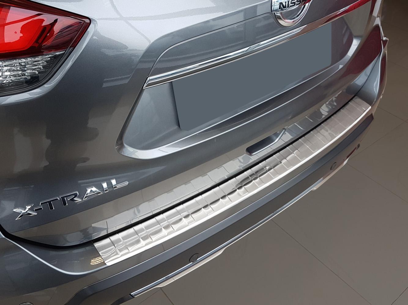 Ladekantenschutz Nissan X-Trail T32C (Facelift) Edelstahl Poliert