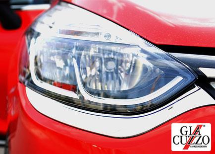 Scheinwerferleisten Renault Clio IV 2tlg