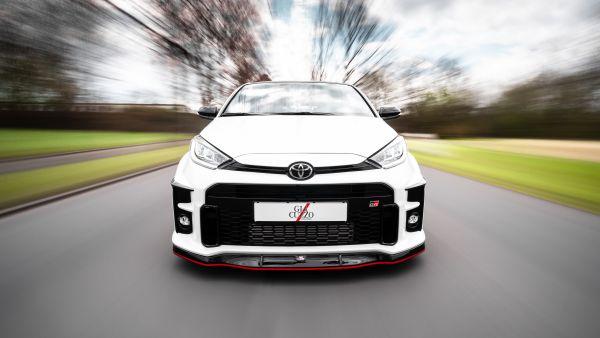 Frontsplitter for Toyota GR Yaris