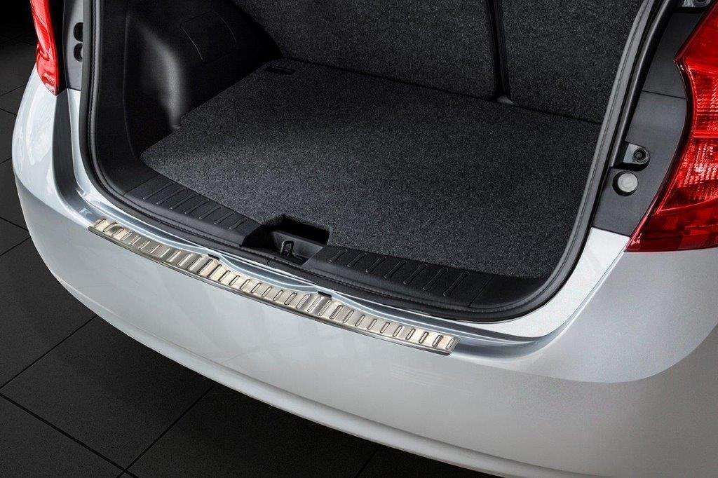 Ladekantenschutz Nissan Note E12 Edelstahl