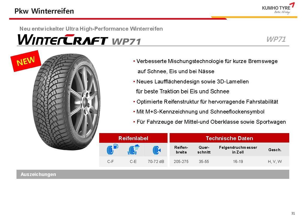 Winter Komplettradsatz Infiniti Q30 Free-Line Mistral-Anthrazit