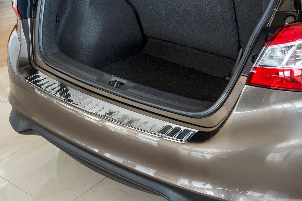 Ladekantenschutz Nissan Pulsar Edelstahl