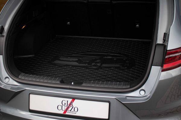 Kofferraumbodenwanne mit Logo
