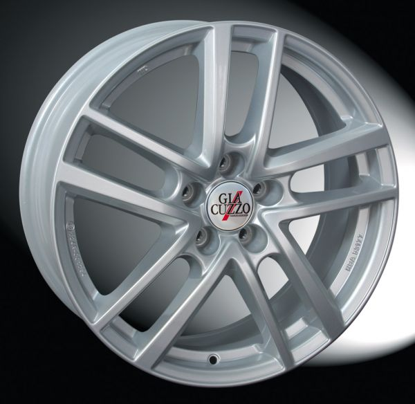 Winterkomplettradsatz Asta-Line Premium-Silber