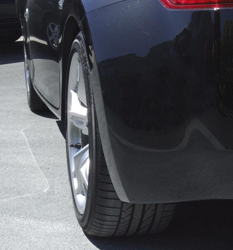 Spurverbreiterung Nissan 370Z/40 mm V.A./50 mm H.A.