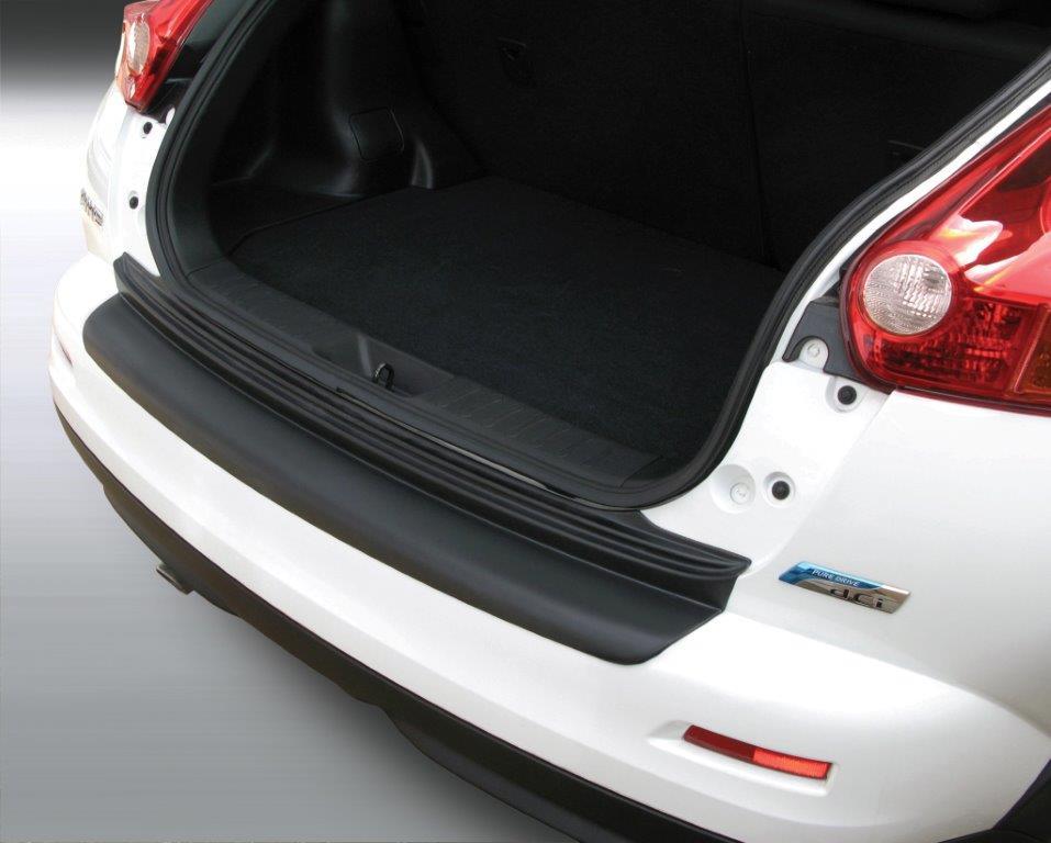 Ladekantenschutz Nissan Juke -5/2014 ABS Schwarz