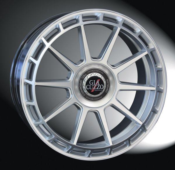 Sommerkomplettradsatz Turbo-Line Premium-Silber