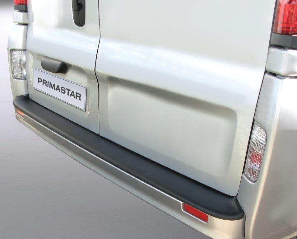Ladekantenschutz Nissan Primastar -08/2014 ABS Schwarz