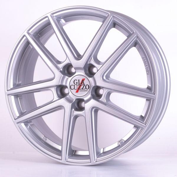 Winterkomplettradsatz Select-Line Premium-Silber