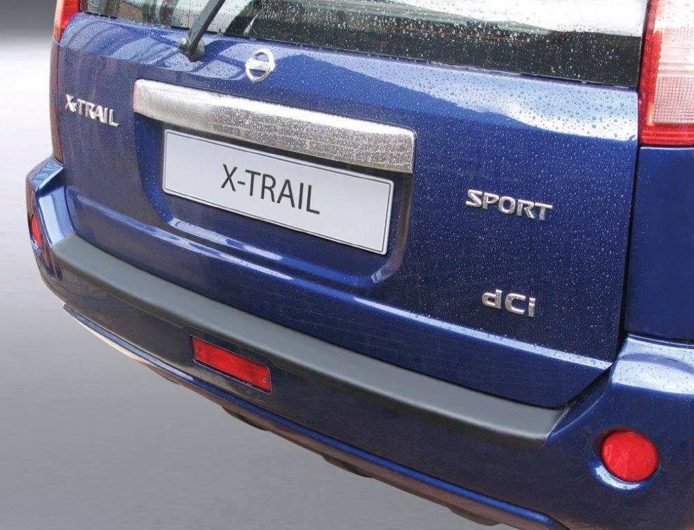Ladekantenschutz Nissan X-Trail T30 09/2003-05/2007 ABS Schwarz