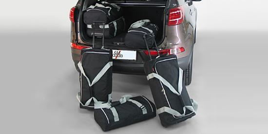 Kofferset Kia Sportage SLS