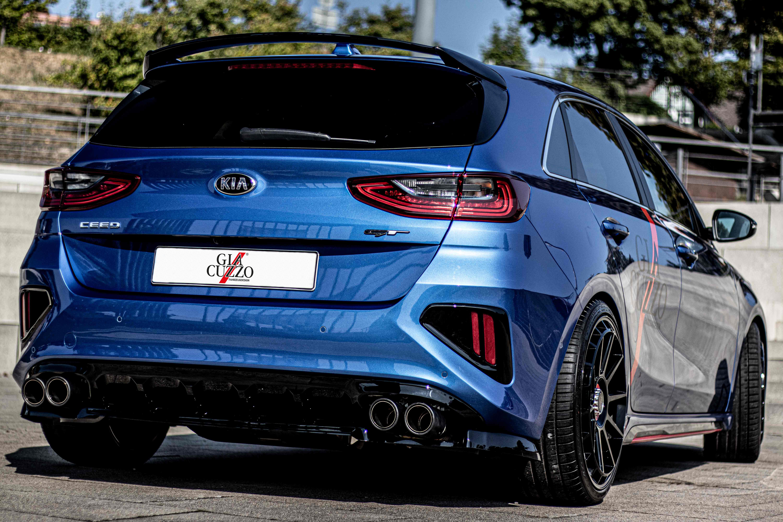 Styling | Typ CD | Ceed GT | KIA | Giacuzzo Fahrzeugdesign