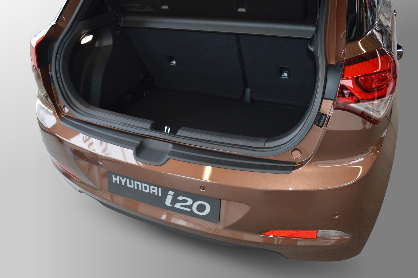 Ladekantenschutz Hyundai I20 5Türer PU schwarz ab 2014