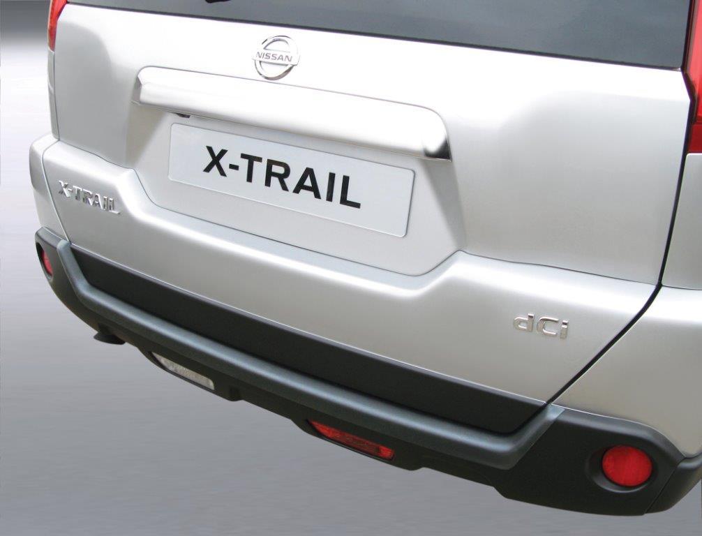 Ladekantenschutz Nissan X-Trail T31 06/2007-06-2014 ABS Schwarz