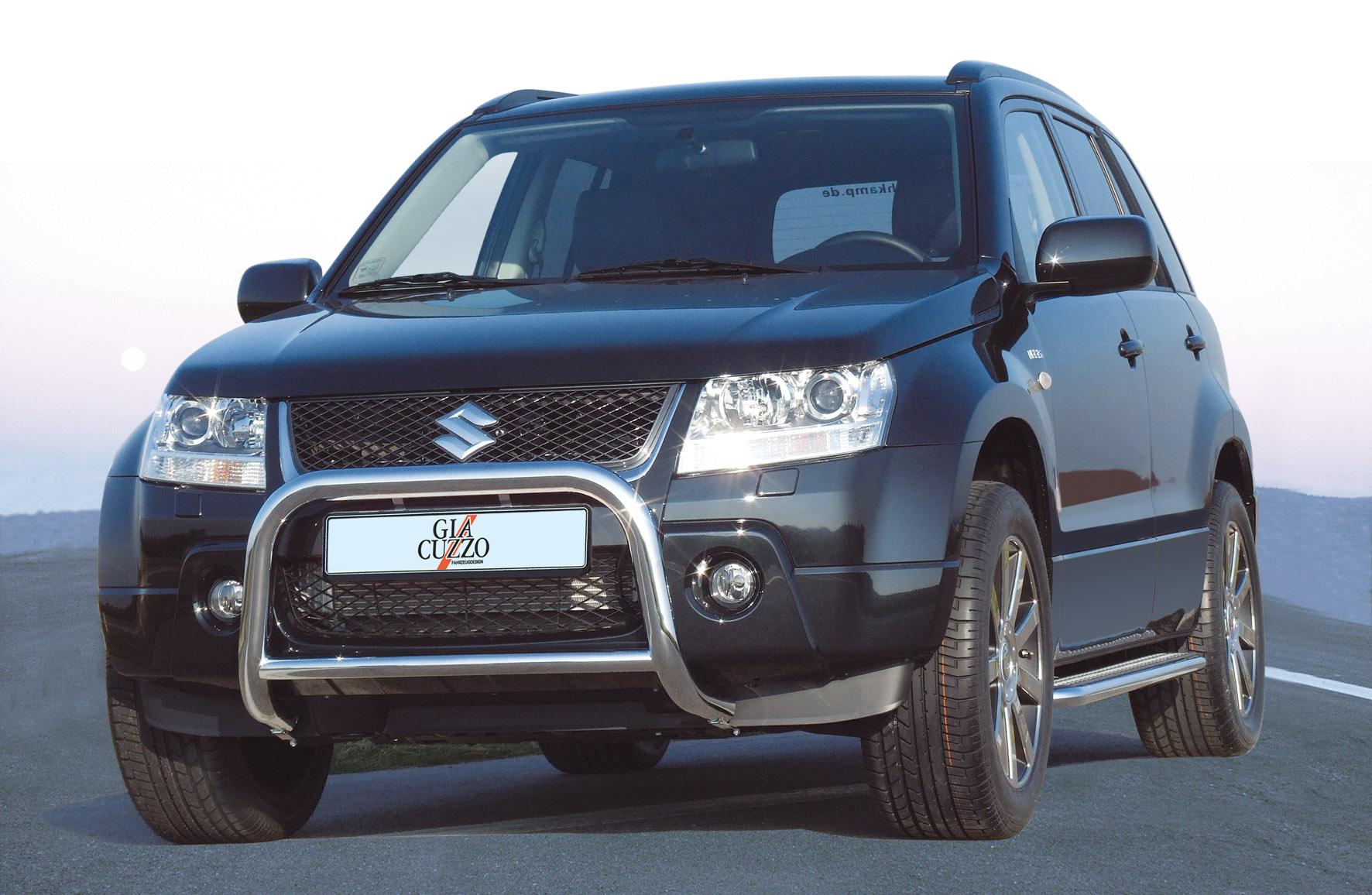 Giacuzzo Fahrzeugdesign - Tuning für Suzuki Grand Vitara